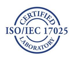 Certyfikacja ISO / IEC 17025